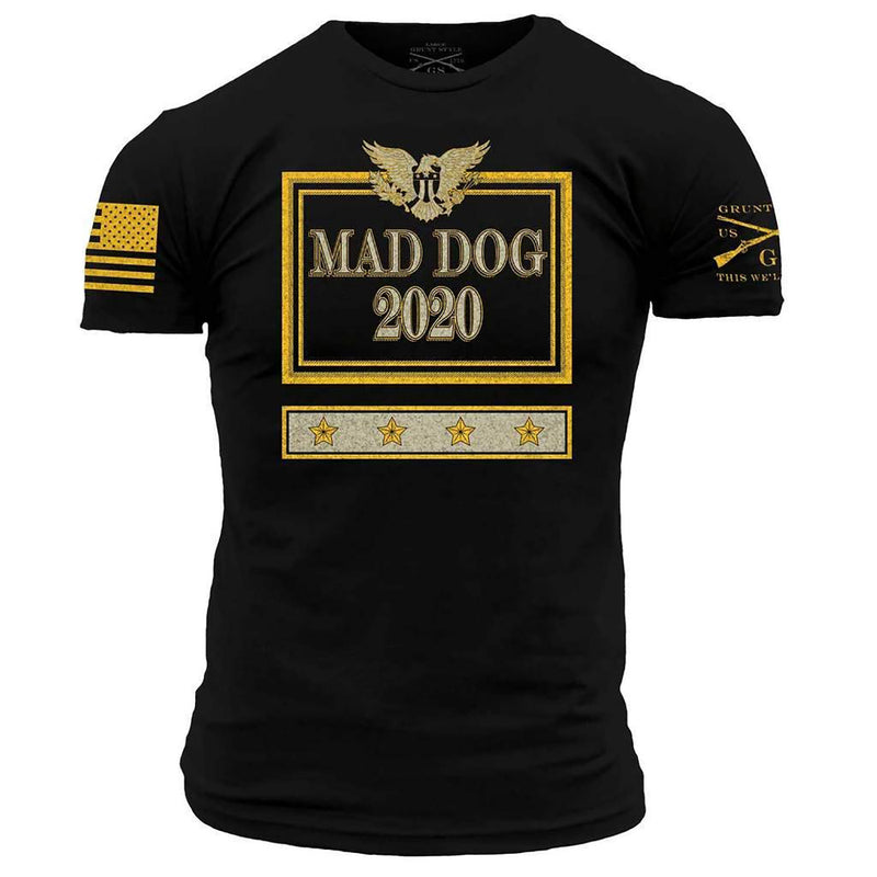Grunt Style Mad Dog 2020 Men's T-Shirt