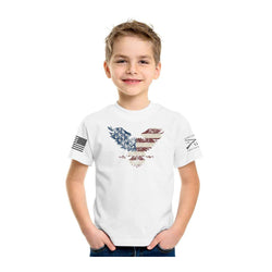 Grunt Style Freagle Flag Youth's T-Shirt