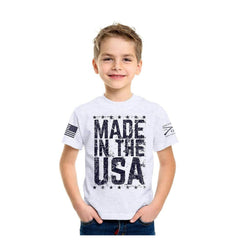 Grunt Style Made In The USA Youth's T-Shirt