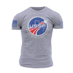 Grunt Style Space Force Men's T-Shirt
