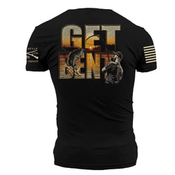 Grunt Style Get Bent Men's T-Shirts