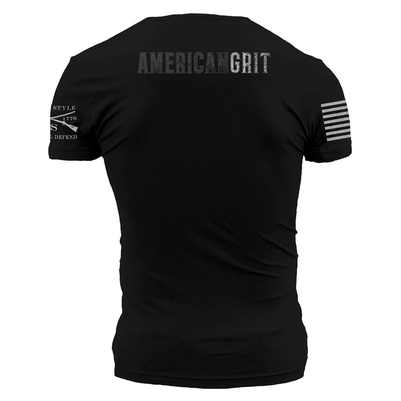 Grunt Style American Grit 2.0 Men's T-Shirt