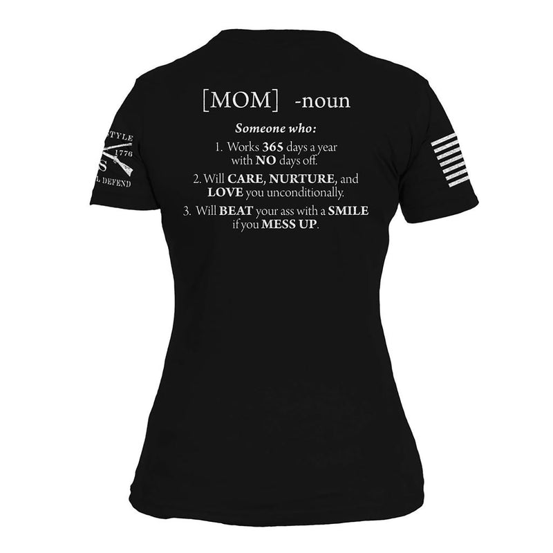 Grunt Style Mom Defined Women's T-Shirt