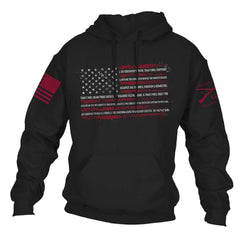 Grunt Style The Oath Men's Hoodie