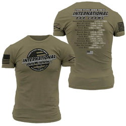 Grunt Style International Bar Crawl Men's T-Shirt