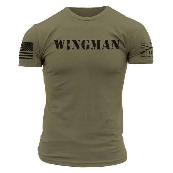 Grunt Style Wingman Men's T-Shirt