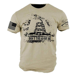 Grunt Style Don't Tread On Me Men's T-Shirt