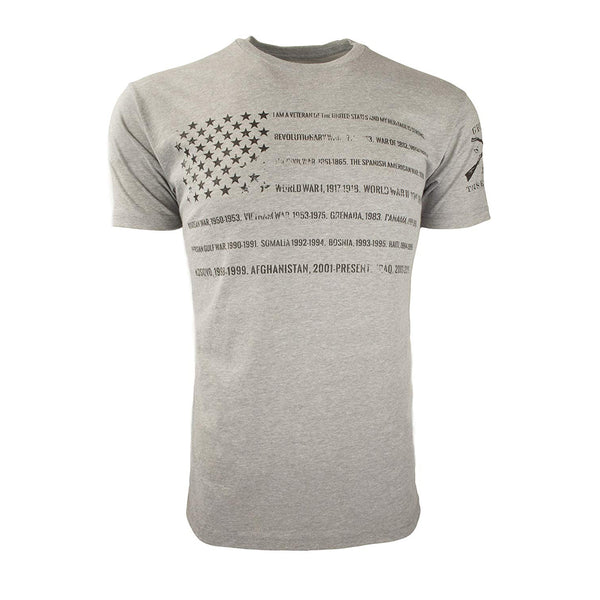 Grunt Style The Veteran PT Shirt Men's T-Shirt