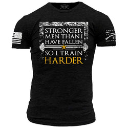 Grunt Style Stronger Men Men's T-Shirt