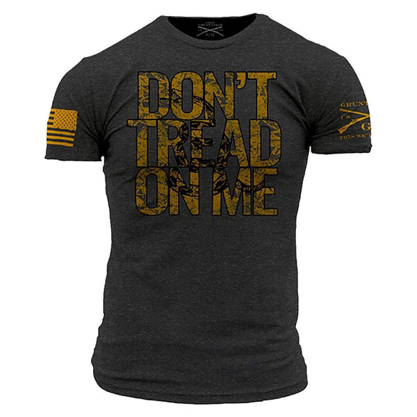 Grunt Style Tread On Me Men's T-Shirt