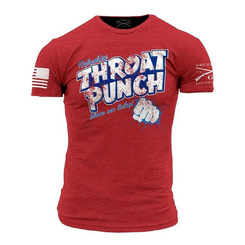 Grunt Style Refreshing Throat Punch Men's T-Shirt