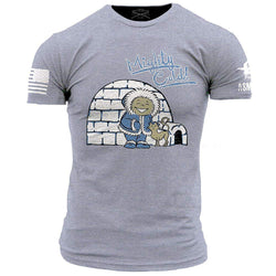 Grunt Style ASMDSS Mighty Cold Men's T-Shirt
