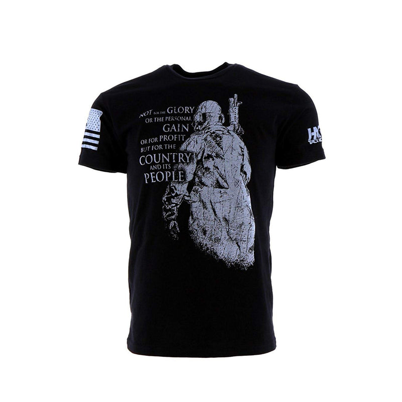HYDRA Tactical Not For Glory Men's T-Shirt