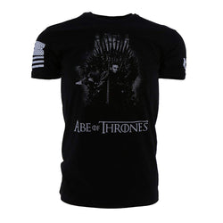 HYDRA Tactical Abe Of Thrones Men's T-Shirt
