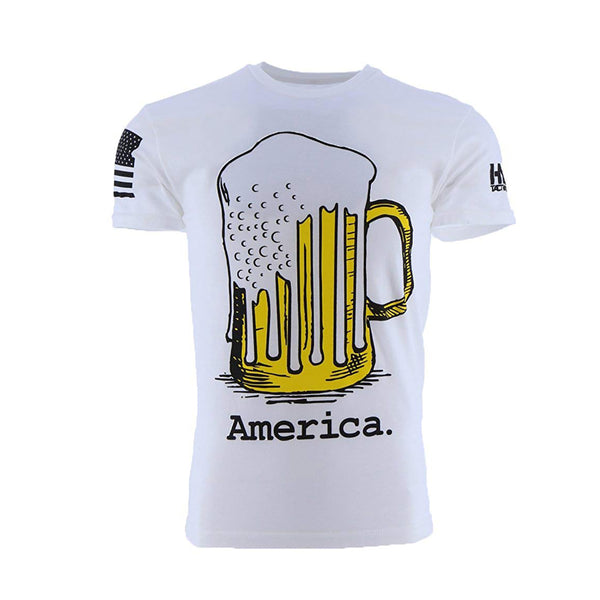HYDRA Tactical Beer Flag Men's T-Shirt