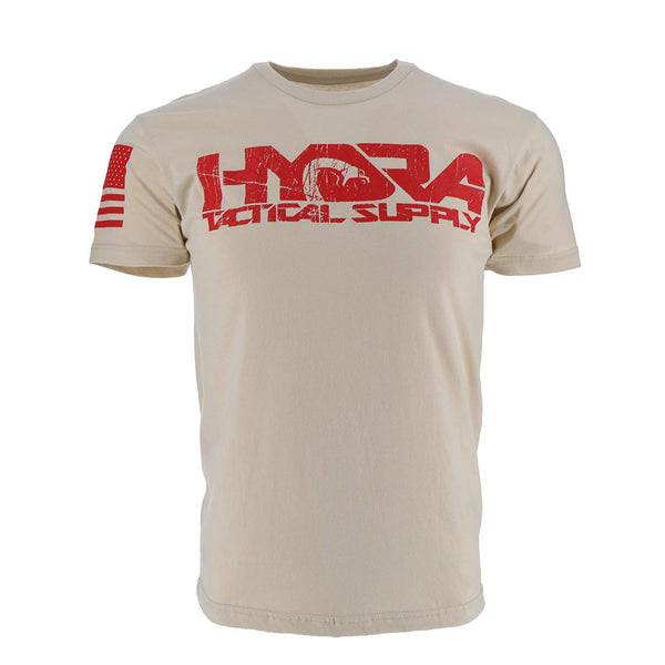HYDRA Tactical Logo Men's T-Shirt