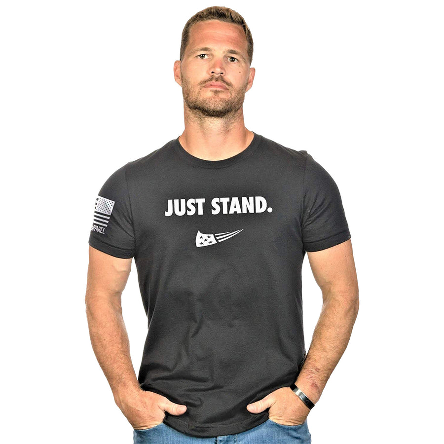 Nine Line Just Stand Men's T-Shirt