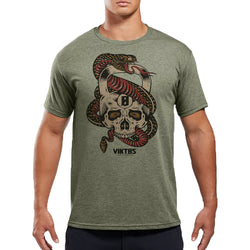 Viktos Kettle Skull Men's T-Shirt