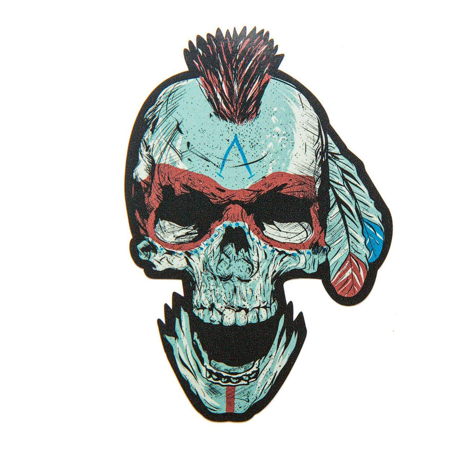 RogueAmerican Killer Man Sticker