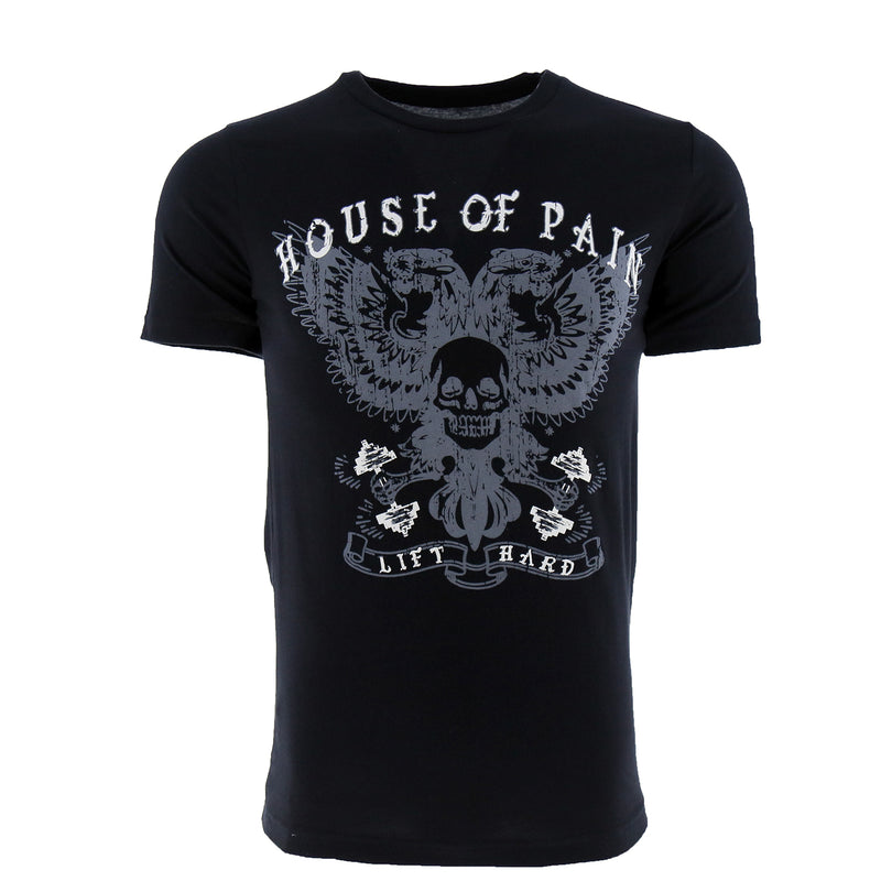 House of Pain Lift Hard Men's T-Shirt