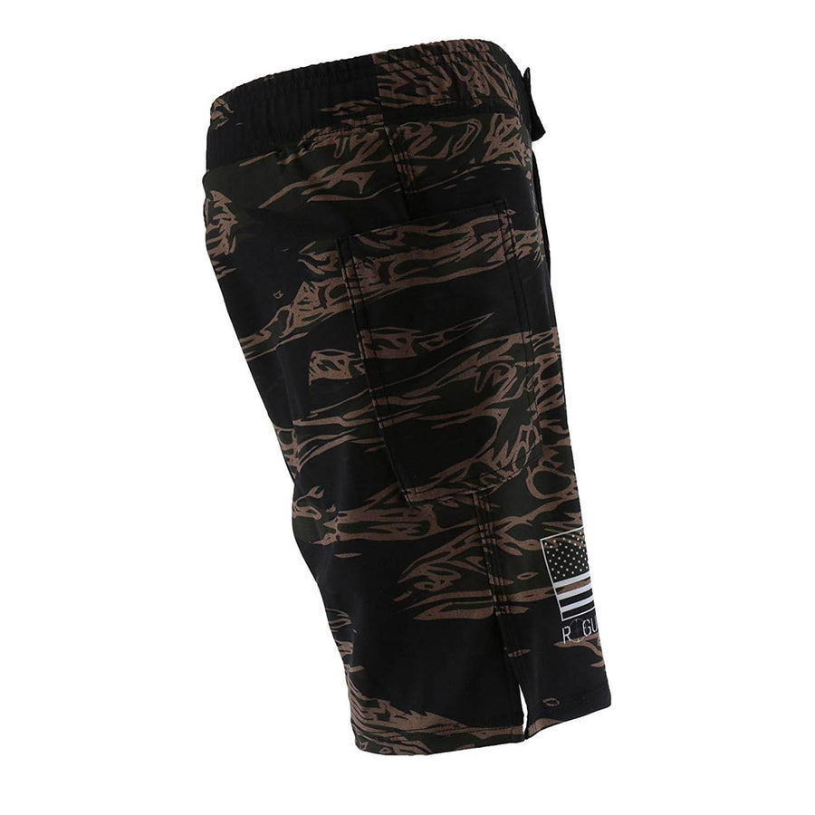 RogueAmerican Jungle Tiger Stripe Men's Shorts