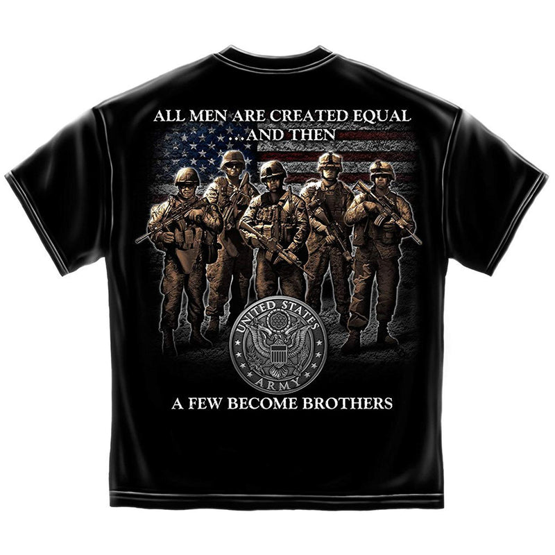 Erazor Bits Army Brotherhood Men's T-Shirt