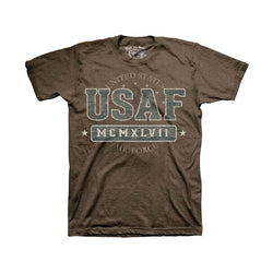 Black Ink USAF MCMXLVII Men's T-Shirt