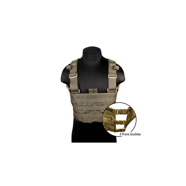 Marz Chest Rig w/ Split Front