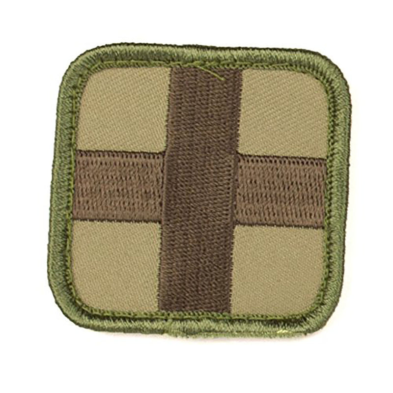 "Mil-Spec 2"" Medic Square Patch"