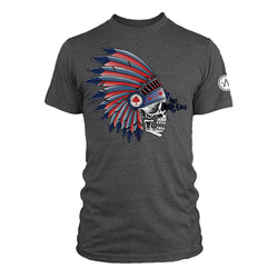 RogueAmerican Midnight Scalper Men's T-shirt