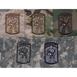 Mil-Spec Goodguy Patch