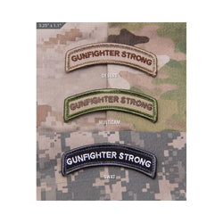 Mil-Spec Gunfighter Strong Tab Patch