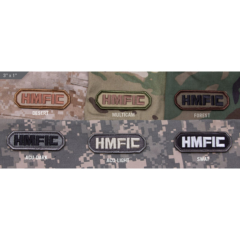 Mil-Spec HMFIC Patch