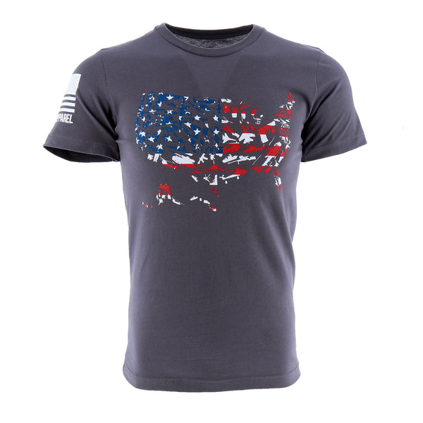 Nine Line Freedom Men's T-Shirt