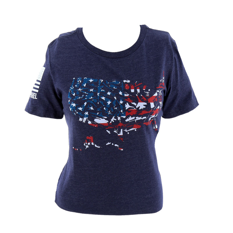 Nine Line Freedom Women's T-Shirt