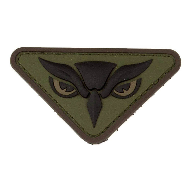 Mil-Spec Owl Head Patch