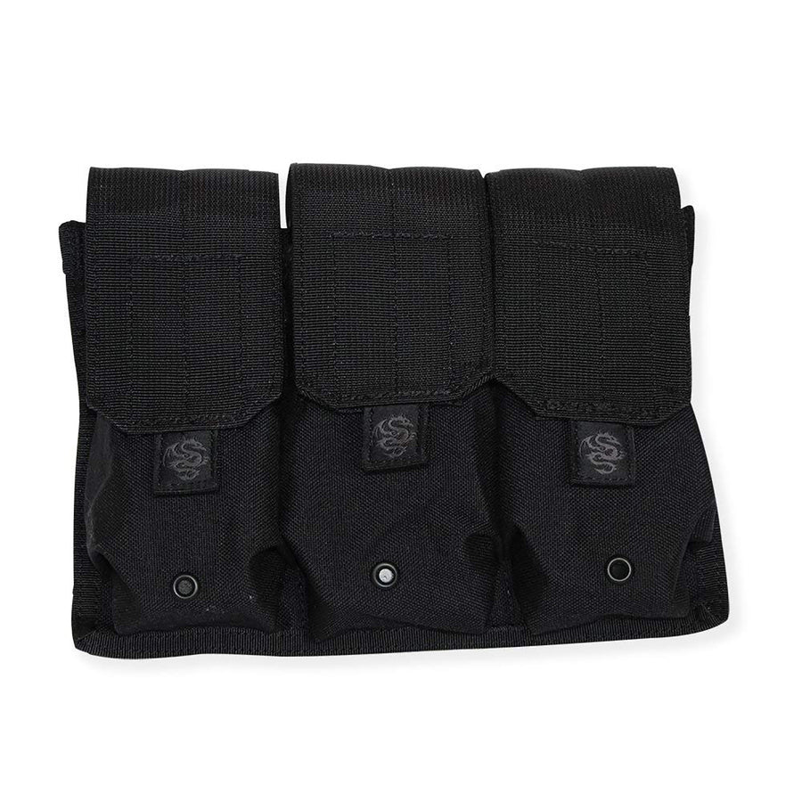 TacProGear Triple Rifle Magazine Pouch