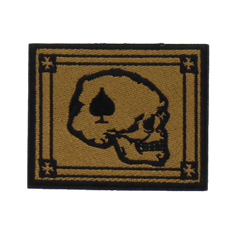RogueAmerican Death Card Morale Patch