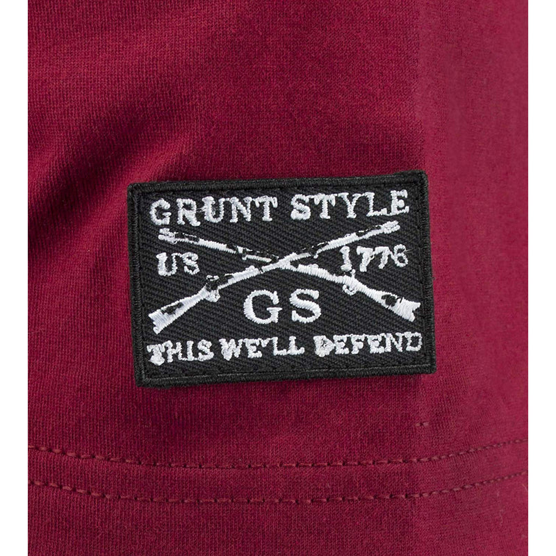 Grunt Style Casual Men's T-Shirt