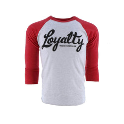 RogueAmerican Loyalty Men's Raglan Shirt