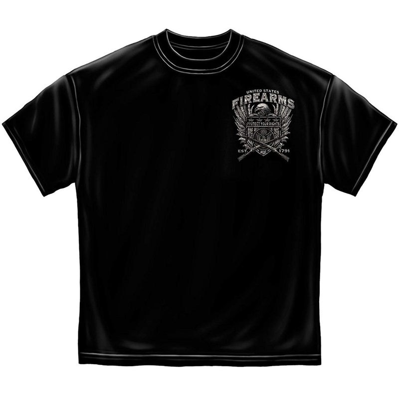 Erazor Bits United States Firearms Men's T-Shirt
