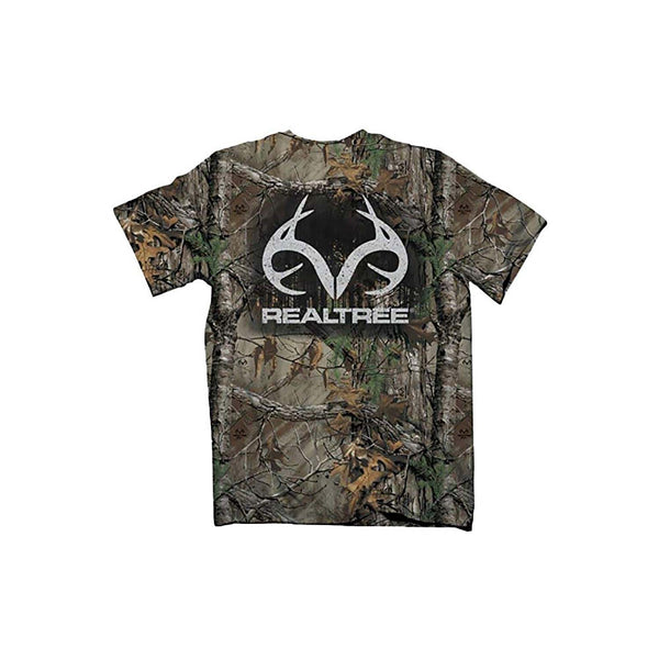 Realtree Aspen Men's T-Shirt