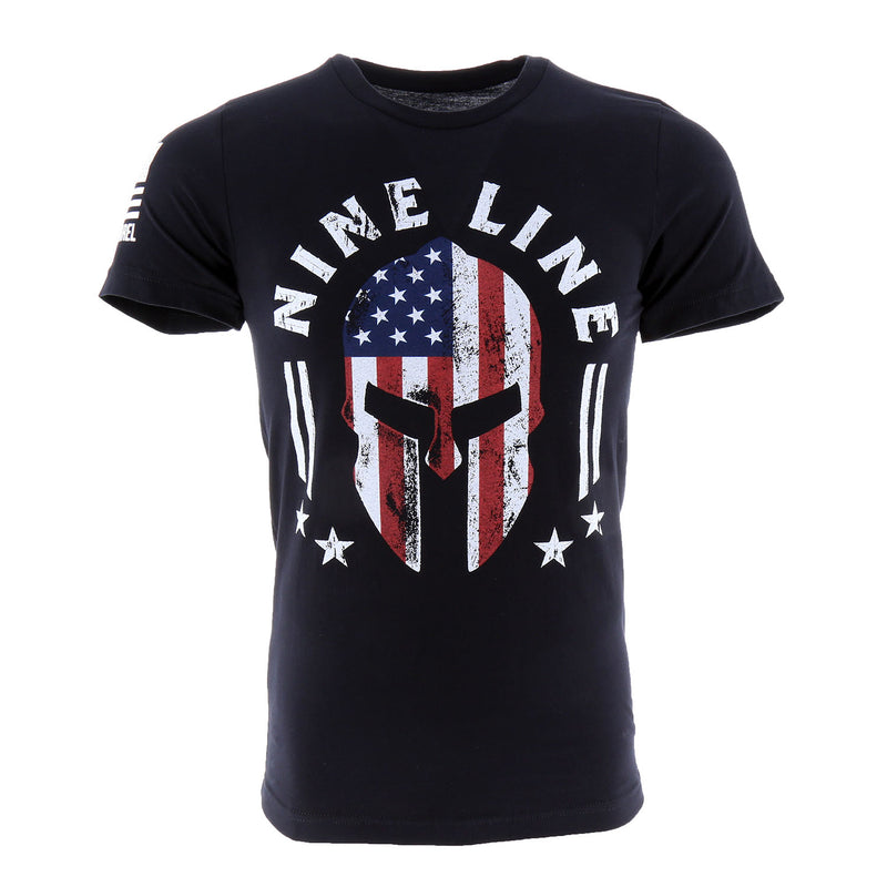 Nine Line Spartan Men's T-Shirt