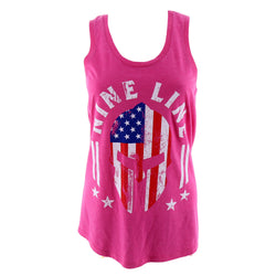 Nine Line Spartan Women's Tank Top