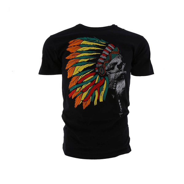 RogueAmerican Invader Chief Men's T-Shirt