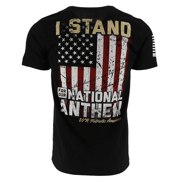 Nine Line I Stand Men's T-Shirt