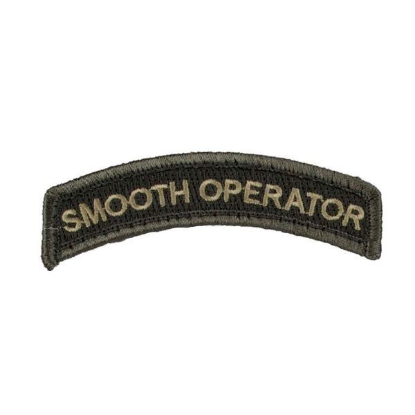 Mil-Spec Smooth Operator Patch