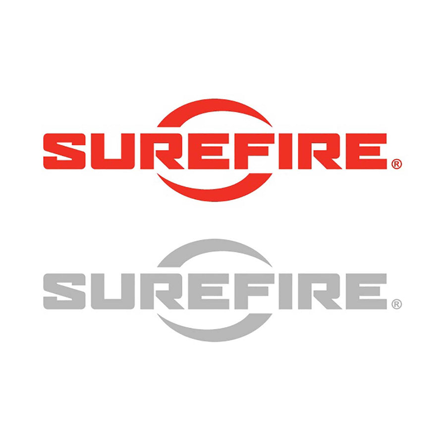 SureFire Logo Vinyl Decal