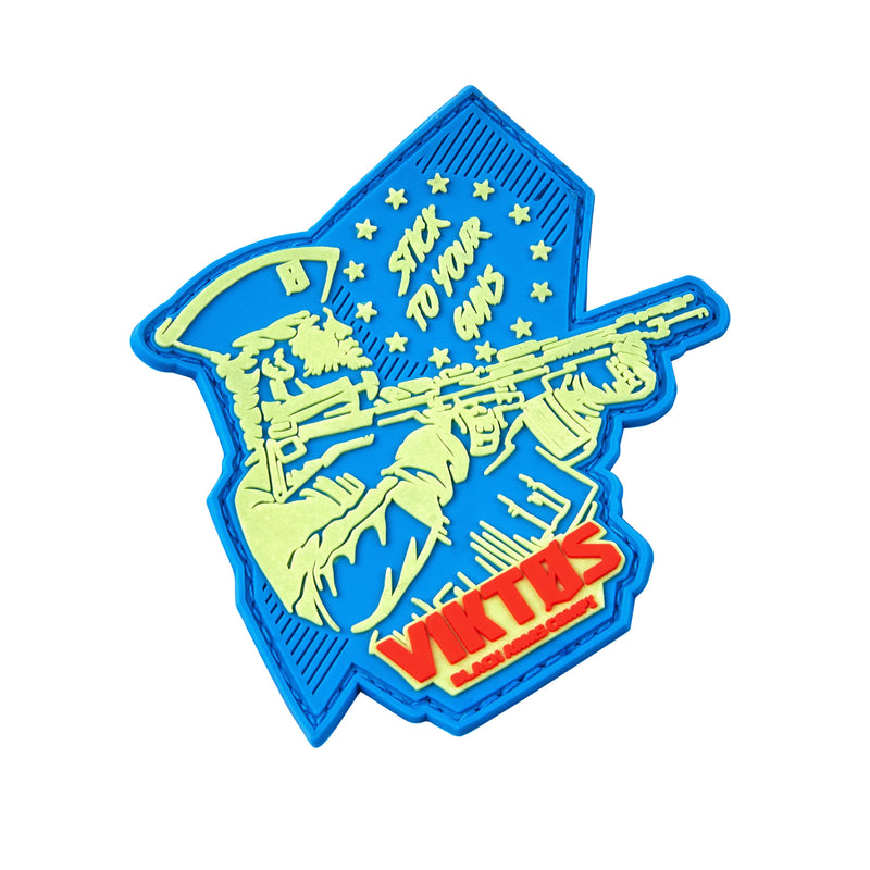 Viktos Tax Stamp Moralpha Patch