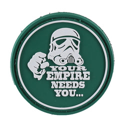 DDT Your Empire Needs You PVC Morale Patch